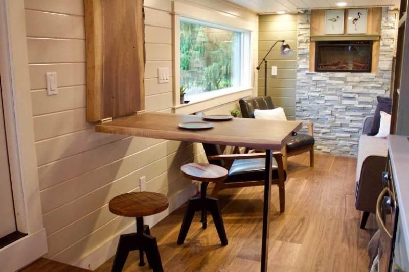 DECO   Una mini casa sobre ruedas de 27m2 - El blog de Laucreativa