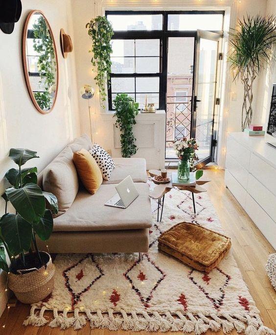 Decora tu casa mediante la luz -Salón- El blog de laucreativa