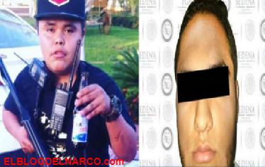 """El pasado 19 de junio fue detenido Emilio Alexandro """"N"""", alias El Sobrino, integrante del Cártel Jalisco Nueva Generación (CJNG)."""