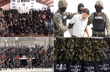 "5 historias de ""terror"" de capos mexicanos"