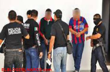 Detienen a 30 integrantes del Cártel de Jalisco Nueva Generación en Chiapas