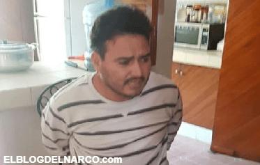 Detienen a César Sepúlveda Arellano (a) El Boto jefe de los Troyanos