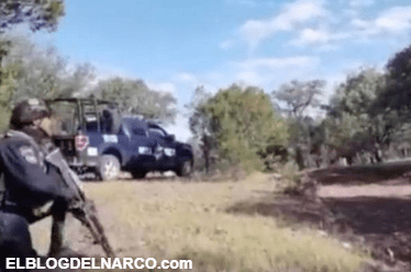 Difunde Policía Federal vídeo de tiroteo contra sicarios en Chihuahua (VÍDEO)