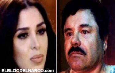 Emma Coronel acude y escucha la decisión del juez en el juicio contra El Chapo.