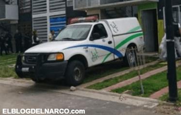 Hallan 7 cuerpos cuerpos en casa de Tlajomulco, cuatro estaban enterrados.