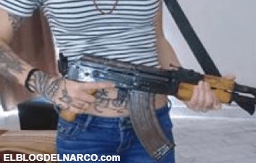 La Wuera, La esclava y cocinera de Los Zetas.