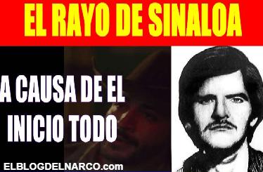 """La ejecución de """"El Rayo de Sinaloa"""" por parte Ramón Arellano fue la gota que derramó el vaso..."""