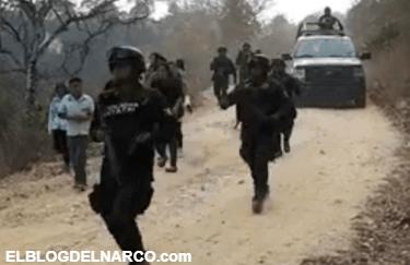 Nuevo cártel lucha por el control de estado Mexicano Costero