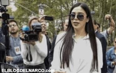 """Así es la vida de Emma Coronel, la esposa del """"Chapo"""" Guzmán"""