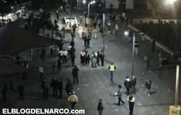 Balacera en Garibaldi, hay al menos 3 muertos y cuatro heridos