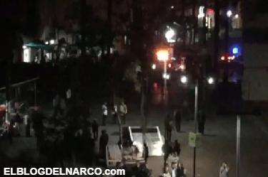 CJNG respalda a La Unión en CDMX; iban tras El Tortas en balacera de Garibaldi. (VÍDEO)