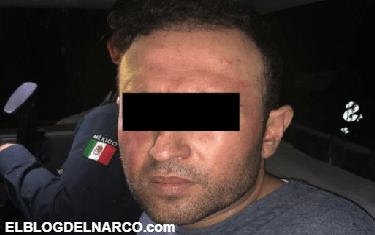 Capturan a El Cuate líder del Cártel de Sinaloa en Parral