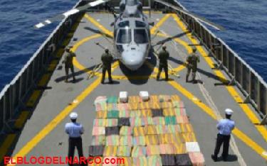 Confiscan más de 2 toneladas de cocaína en Oaxaca