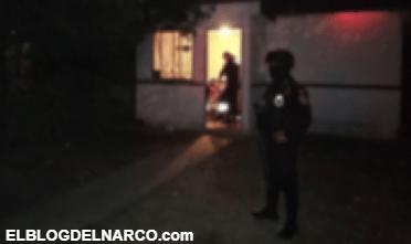 Ejecutan a 5 personas durante jornada violenta en NL