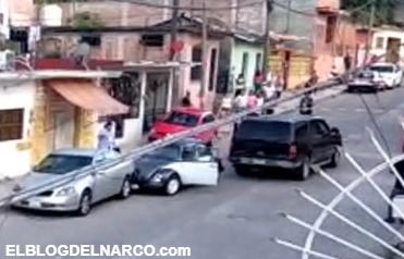 Ejecutan a ex regidor panista y a su hijo en Veracruz