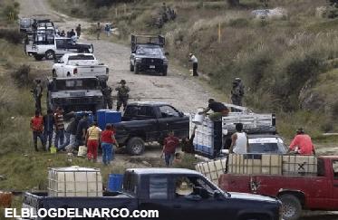 El Cártel del Golfo y funcionarios de Pemex controlan el robo de combustible