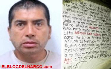 "El CJNG ejecuta a ""El Atlante"" en Culiacán, Sinaloa"