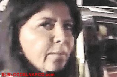 Ella es Rosalinda, la esposa de 'El Mencho' y la encargada de blanquear dinero para el CJNG.