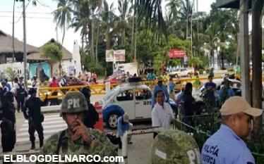 En 24 horas, 13 personas son ejecutadas en Guerrero, entre ellas una joven que abordaba un taxi