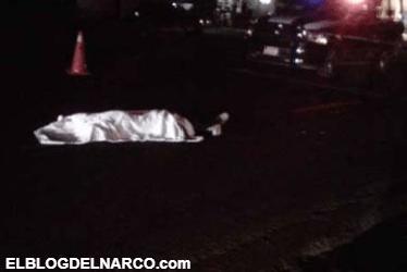 Esta madrugada son dejados dos hombres ejecutados en Zacatecas