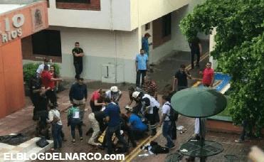 Estable, jefe policial atacado en Sinaloa