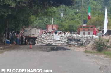 Forman autodefensas contra delincuencia en zona Puebla-Veracruz
