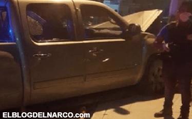 Fotografías de varios sicarios abatido en enfrentamiento de Reynosa, Tamaulipas