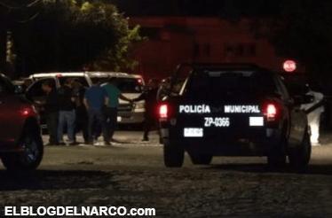 Hombres armados ejecutan a 6 policías en Jalisco en menos de 14 horas.