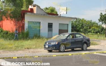 Lo ejecutan tras sufrir persecución en carretera por el Clarín