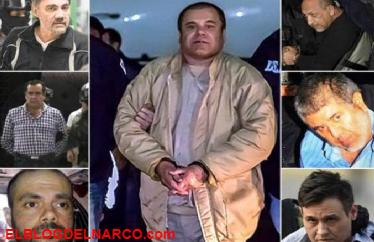 Los capos del narco que Peña no detuvo y que AMLO enfrentará