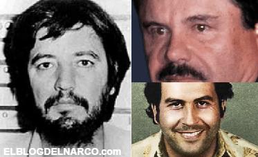 Narcomansiones, De Pablo Escobar a Joaquín El Chapo Guzmán