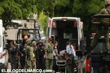 Persecución y balacera en Culiacán deja dos personas heridas