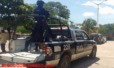 Policías y sicarios se enfrentan en Guerrero; hay muertos