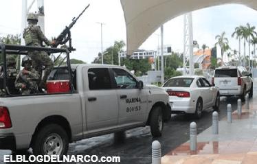 """Si hay cambios en Policía, """"los recibiremos a balazos"""", advierte el narco a alcaldesa electa de Acapulco"""