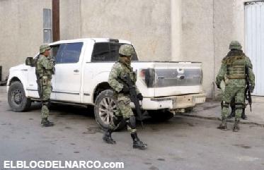 Soldados ejecutaron de forma arbitraria a 2 personas