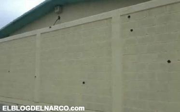 Tiroteo frente a primaria de Nuevo Laredo deja un muerto y un herido (VÍDEO)