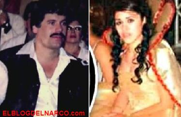 """Todo lo que paso en la gran boda de """"El Chapo"""" Guzmán y Emma Coronel Aispuro"""