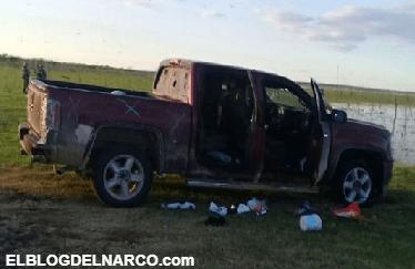 Trasciende fuerte balacera entre sicarios y militares en Tamaulipas, dos ejecutados.