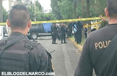 Un comando balea una patrulla y ultima a 4 policías en Guadalajara