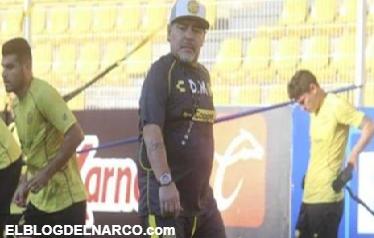 Vinculan por narcotráfico a promotor de Maradona