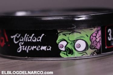 ¡Mariguana en latas! Lo nuevo de los cárteles en México