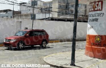 Acribillan a conductor en centro de Irapuato