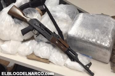 Arrestan a 15 operadores del cartel de Sinaloa con droga valorada en 10 millones de USD en Los Ángeles