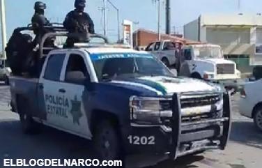 Ataque a estatales deja tres muertos en Tamaulipas