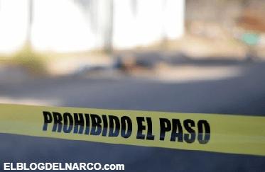 Balean a niño de 4 años y ejecutan a su padre en EdoMex