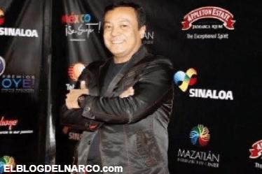 Carlos Cuevas revela que ha cantado para los narcos y afirma que son personas muy decentes