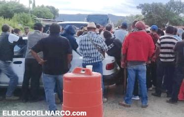 Cuatros sicarios muertos tras enfrentamiento entre policías comunitarios y La Familia Michoacana