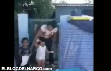 Damnificados en Sinaloa dan las gracias al Chapo Guzmán por la ayuda enviada, Que dios lo bendiga