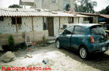 Del Cartel Jalisco, pistoleros que enfrentaron a policía y ejército en Texcoco Vídeo