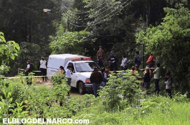 Ejecutan a 2 hombres en la periferia de Xalapa
